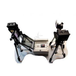 Chronomètre à cellules photoélectriques