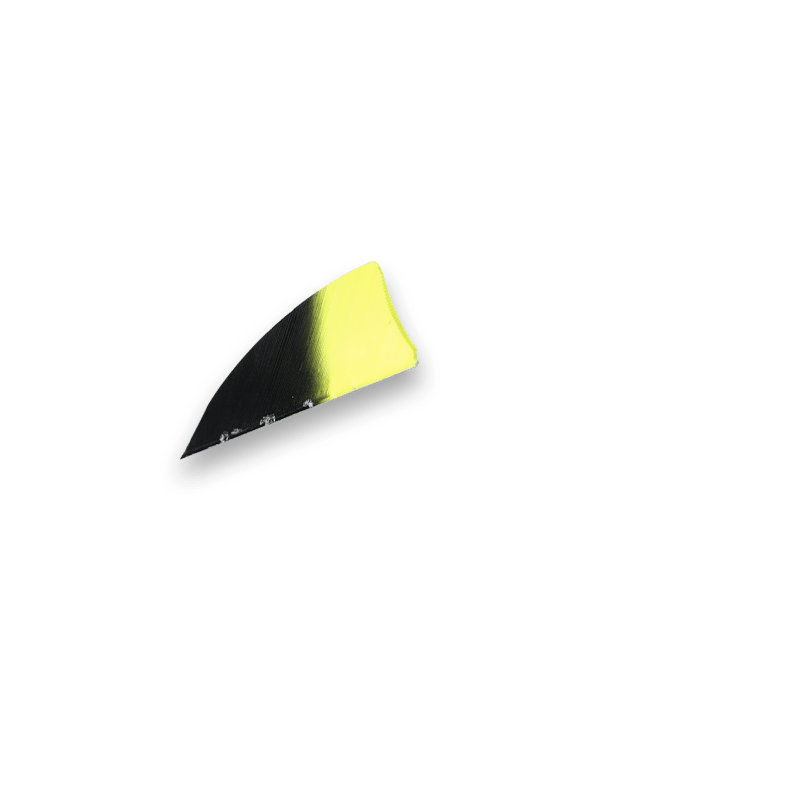 Eagle Black / Flo Yellow