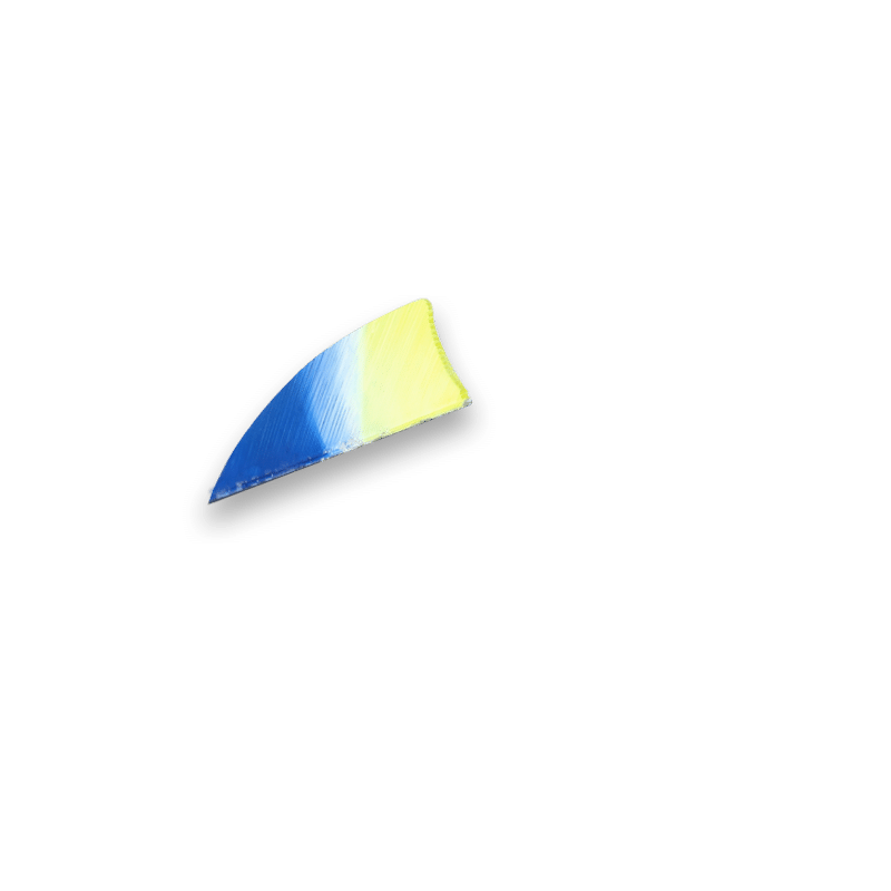 Eagle Blue / Flo Yellow