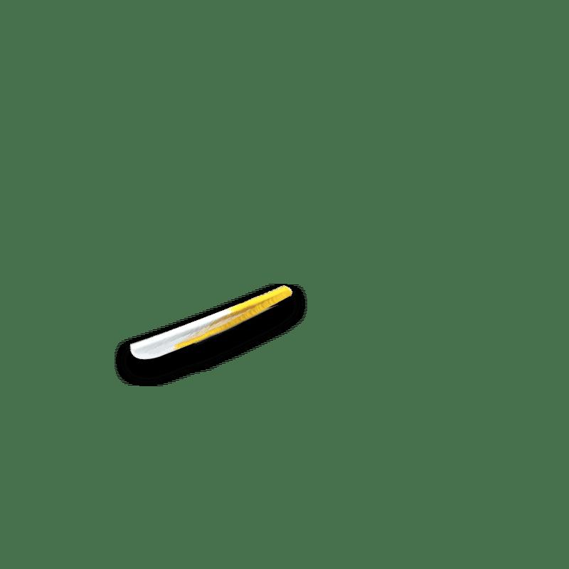 Eagle White / Yellow