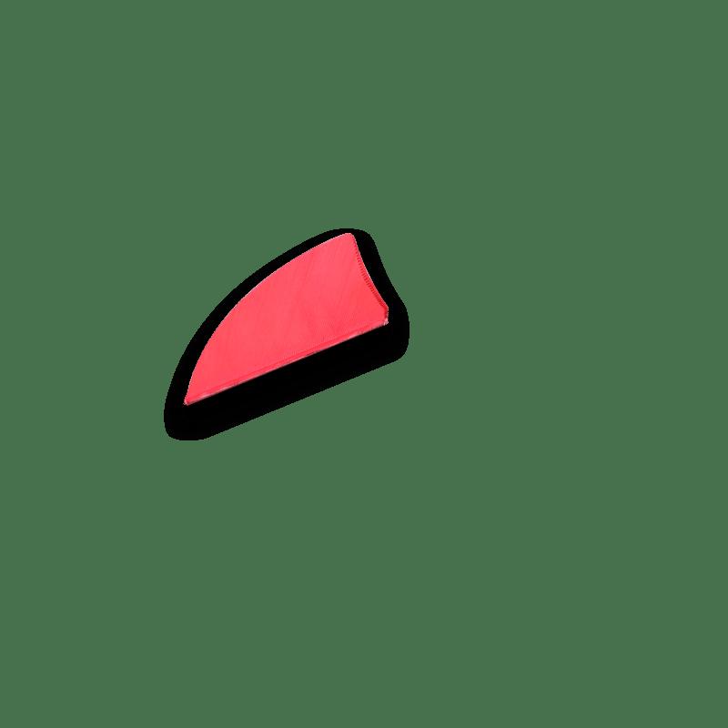 Solid Neon Salmon