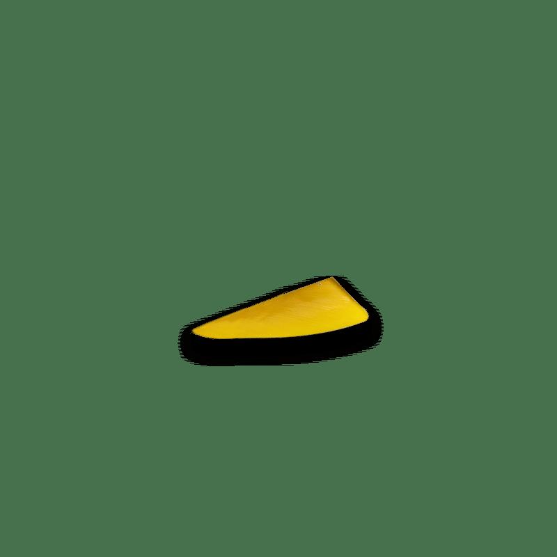 Solid Sun Yellow