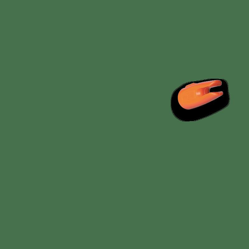 Easton Supernock Orange